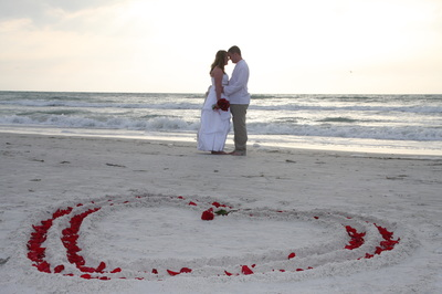 Sunrise Weddings On Cocoa Beach