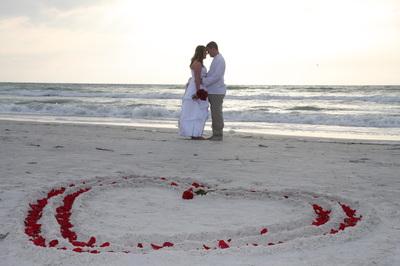 Sunrise Weddings On Cocoa Beach