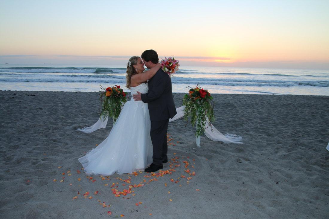 Beach Wedding Ideas And Decorations Cocoa Beach Weddings